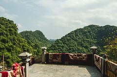 Mountains and mountains... (hmak0) Tags: travels nikon asia wideangle tokina vietnam explore perfumepagoda northvietnam 1116mm d5100