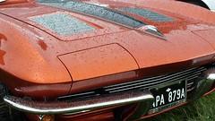 Chevrolet Corvette C2 - APA 879A (bri77uk) Tags: cvpg lft lfot luton stockwoodpark classiccar carshow corvette chevrolet vette