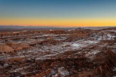 Valle de la Luna iX (Luiz Filipe M. Correia) Tags: chile southamerica paisagem cu prdosol atacama valledelaluna andes salar montanha deserto viagemdemoto