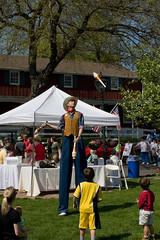 juggler (brianficker) Tags: usa pennsylvania pa peddlersvillage