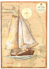 de_segelboot (hamburgdirk) Tags: segelboot postkarte postkarten wwwpostcrossingcom