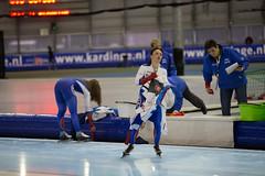 A37W0044 (rieshug 1) Tags: ladies sport skating worldcup groningen isu dames schaatsen speedskating kardinge 1000m eisschnelllauf juniorworldcup knsb sportcentrumkardinge worldcupjunioren kardingeicestadium sportstadiumkardinge