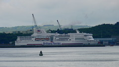 16 05 28 Pont Aven  (13) (pghcork) Tags: ferry cork ferries cobh pontaven brittanyferries corkharbour