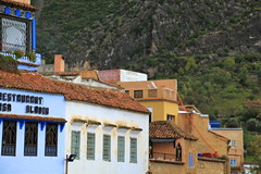 IMG_3610 (rachel_salay) Tags: city blue morocco chefchaouen