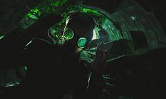 Rtrovision (ThibaultPoriel) Tags: light france green castle abandoned decay bretagne olympus retro adventure vision future steampunk urbex