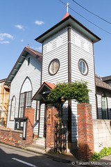 Nezu Church (takashi_matsumura) Tags:    nezu church bunkyoku tokyo japan sigma 1750mm f28 dc os hsm nikon d5300 architecture