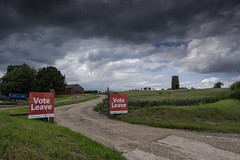 The Road to Ruin????? (Gareth Seeley) Tags: leave eu fujifilm referendum 18135 xt1