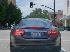 UK = XK + Xit (Riex) Tags: english car automobile wheels voiture british jaguar coupe sportscar xk g9x