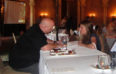 Signing at the Biltmore