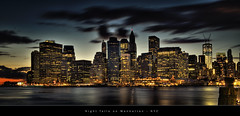 Night falls on Manhattan (bgspix) Tags: nyc newyorkcity sunset ny newyork skyline night canon us interesting cityscape manhattan financialdistrict manhattanskyline 1022 newyorkbynight uwa canonefs1022mmf3545usm canon60d eos60d nightfallsonmanhattan benjamings bgsphotography bgspix