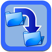 Cloud File Mover for Dropbox