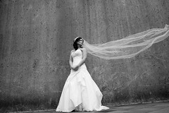 Epic Bride (jayp4show) Tags: bride veil dress bouquet weddingdress bridalgown weddingveil weddingbouquet houstonwedding hispanicbride houstonbride