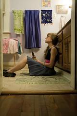 All Dressed Up and No Where To Go (Lindsay Robson) Tags: portrait fashion dressedup story nancy stoodup tellmeastory