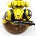 Créalink Arts N°2 figurine jaune 05