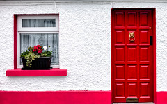 (alliance1) Tags: door ireland color window explore frontpage cong summicron35mmasph leicam9