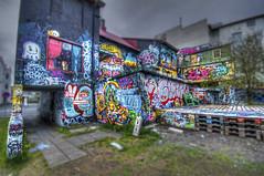 Iceland Graffiti (matt_frankel) Tags: blur photoshop lens graffiti iceland high nikon downtown dynamic sigma reykjavik 1020mm range hdr d90 cs5