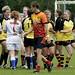 120519:S08: Amsterdam 7s 2012: Amsterdam AAC Dames v RWB Frauen