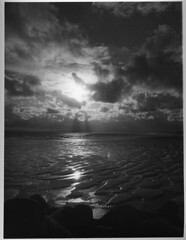 Aberafon breakwater (wildjones) Tags: 150 f plus proof pan rodinal toned eco developed printed ilford selenium silverprint moersch 4812