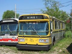Inactive buses (Sean_Marshall) Tags: ontario bus museum gm ttc hamilton milton newlook hsr trolleybus hamiltonstreetrailway haltoncountyradialrailway