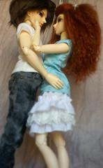 George and Eliza (w_i_s_h_e_s) Tags: couple carl fairyland minifee rheia