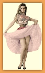 Brigitte Bardot (OFENA1) Tags: french belt skirt actress fashionm
