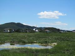 Town of Saint-Andr (Quevillon) Tags: mountain canada qubec foreshore monadnock saintandr bassaintlaurent