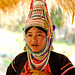 Lady from the Akha tribe, Chiang Mai, Northern Thailand