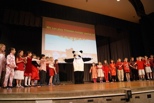 Confucius Institute Open house