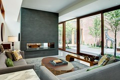 Contemporary Sapele Lift and Slide Door (grabillwindow) Tags: wood windows chicago architecture doors contemporary storefront pivot residential doublehung sapele liftandslidedoor grabillwindowsanddoors