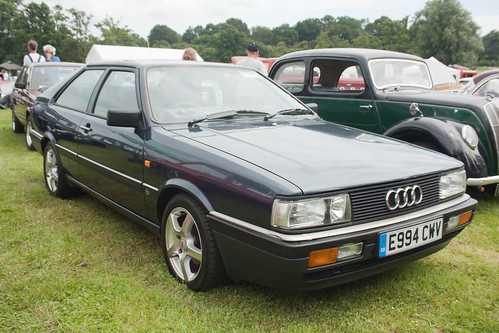 1988 Audi Coupe 22 A Photo On Flickriver
