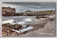 Findochty Storm #1 (Bill McKenzie / bmphoto) Tags: canon eos rocks best shore 5d moray findochty mkii