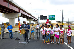 "Ramp Opening - 11th Street Bridge • <a style=""font-size:0.8em;"" href=""http://www.flickr.com/photos/51922381@N08/7678999134/"" target=""_blank"">View on Flickr</a>"