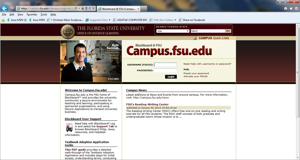 The World's Best Photos of blackboard and fsu - Flickr Hive Mind