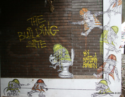 Graffiti by Nathan Bowen