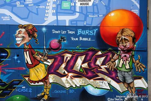 Graffiti by TATS CRU