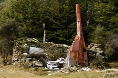 Derelict Hut Photo