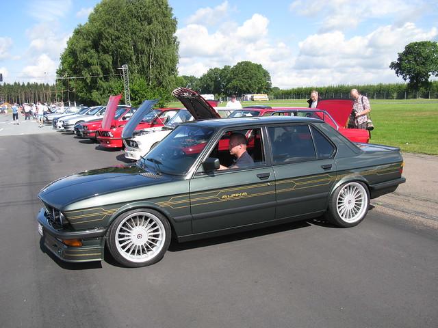 cars alpina turbo bmw b7 5series 5er e28