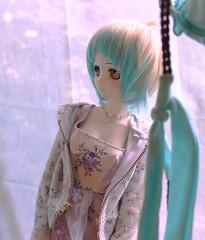 n2 (___rei) Tags: window aqua doll turquoise cyan laundry nia volks dollclothes dollfiedream tengentoppagurrenlagann dollfiedreams niateppelin