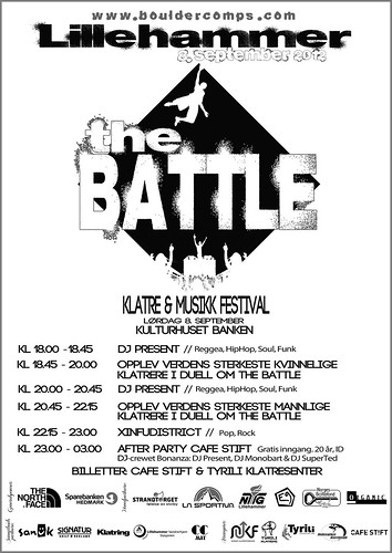 The Battle program