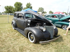 1939 Chevrolet Master Deluxe (dave_7) Tags: black classic chevrolet car deluxe master 1939