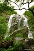 Khlong Lan waterfall. (Tiniroma ^^) Tags: park blue green water rock forest canon landscape thailand waterfall asia view falls national waterfalls retouching gledhill supershot 60d longexposurea skuringgai