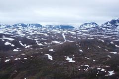 View of the Sarek Mountains (heikole42) Tags: travel mountains nature sweden schweden lappland natur berge helicopter sverige reise hubschrauber sarek padjelanta helikopter fjll mygearandme vigilantphotographersunite