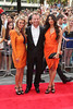 Cara Kilbey, Guest, Billi Mucklow 'Keith Lemon the Film' World premiere held at the Odeon West End