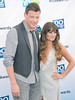 Lea Michele and Cory Monteith DoSomething.org and VH1's 2012 Do Something Awards, California