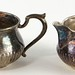 1045. S. Kirk & Son Sterling Creamer & Sugar