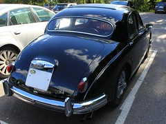 Jaguar MK I 1956 (6) (boaski) Tags: auto car classiccar voiture oldtimer veteranbil veterancar
