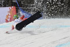 Paralympic Winter Games Sochi 2014 (Muratodentro [ Luca Renoldi ]) Tags: winter snow nikon russia games neve sochi 2014 paralympic invernali paralimpiadi parasnowboarding vision:outdoor=0933