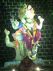 Golden (bhagwathi hariharan) Tags: god lord ganesh vasai virar ganpathi nalasopara nallasopara