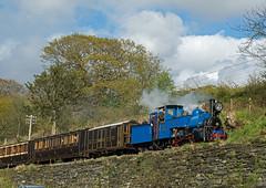 201605 Darjeeling 19B Bron Madog (Gedblofeld) Tags: darjeeling bron ffestiniograilway porthmadog madog 19b