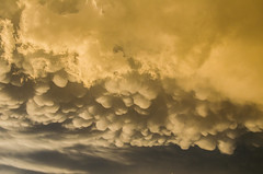 Mammatus (Chance Pruitt) Tags: sky storm weather clouds united kansas thunderstorm states plains tornado severe stormchasing supercell